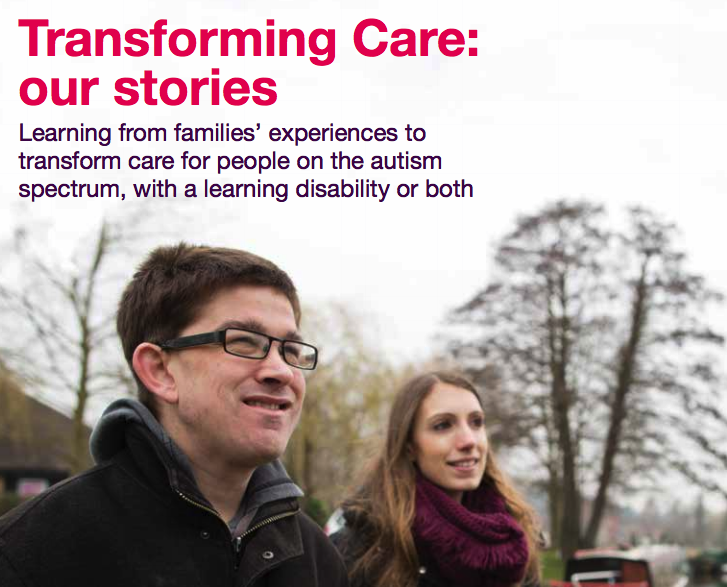 Transforming Care – Our Stories