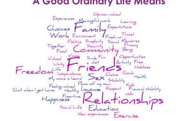 An ordinary life – The way forward