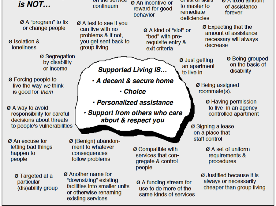 Supported Living – What's the Difference? (John O'Brien)