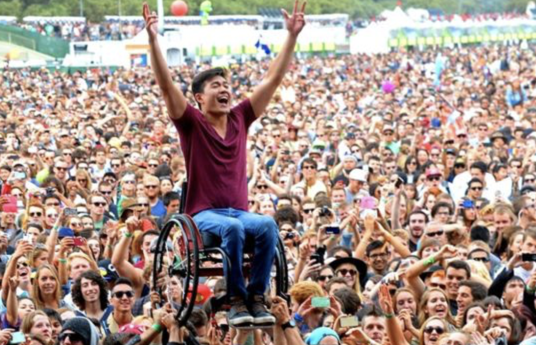 Ticketmaster makes 'huge step forward' for disabled music fans