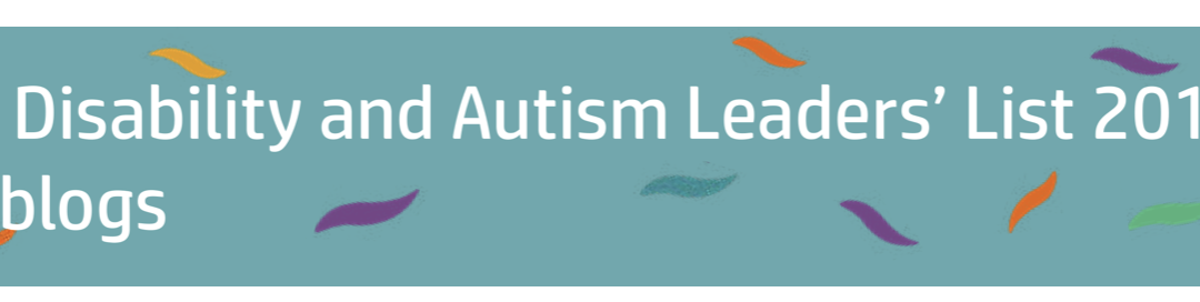The Learning Disability and Autism Leaders List 2019