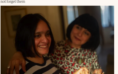 My sister has a learning disability and I can't see her because of coronavirus (Saba Salman)