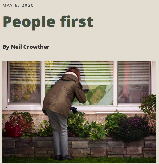 People First (Social Care Future Blog)