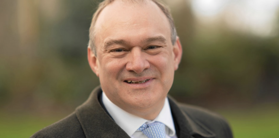 Blocked from their own savings.  (Ed Davey, MP)